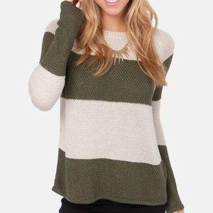 Sweaters - An Olive & Oak sweater.